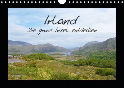 Irland - die grüne Insel entdecken (Wandkalender 2019 DIN A4 quer), Sascha Stoll