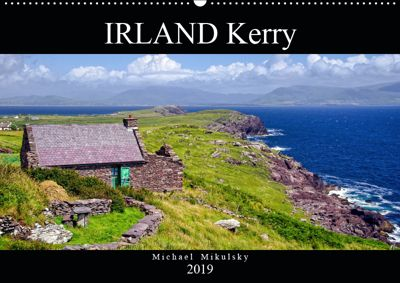 IRLAND Kerry (Wandkalender 2019 DIN A2 quer), Michael Mikulsky