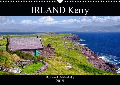 IRLAND Kerry (Wandkalender 2019 DIN A3 quer), Michael Mikulsky