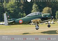 Iron birds from vintage era (Wall Calendar 2019 DIN A4 Landscape) - Produktdetailbild 7
