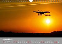 Iron birds from vintage era (Wall Calendar 2019 DIN A4 Landscape) - Produktdetailbild 9