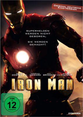 Iron Man, Mark Fergus, Hawk Ostby, Arthur Marcum, Matt Holloway