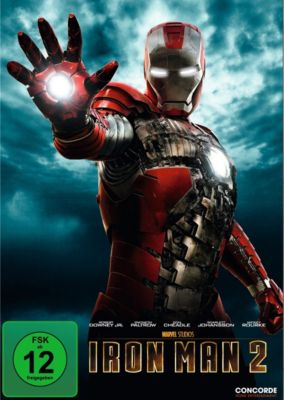 Iron Man 2, Justin Theroux
