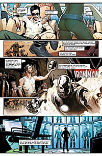 Iron Man (2. Serie) - Die Suche nach Tony Stark - Produktdetailbild 4