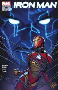 Iron Man, 2. Serie - Tony Starks letzter Trick, Brian Michael Bendis, Stefano Caselli