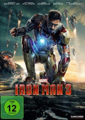 Iron Man 3, Jack Kirby, Stan Lee