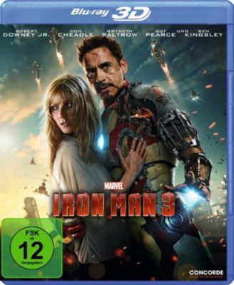 Iron Man 3 - 3D-Version