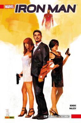 Iron Man Paperback: Iron Man PB 3, Brian Michael Bendis