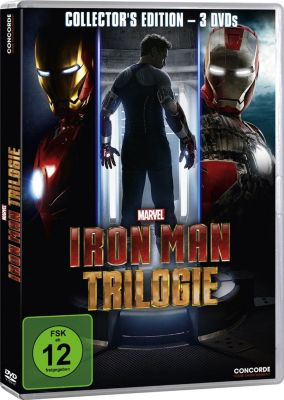 Iron Man Trilogie, ROBERT DOWNEY JR., Gwyneth Paltrow