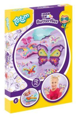 Iron on Butterfly Bügelperlen