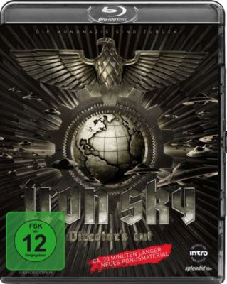 Iron Sky - Director's Cut, Götz Otto, Christopher Kirby, Julia Dietze, Udo Kier