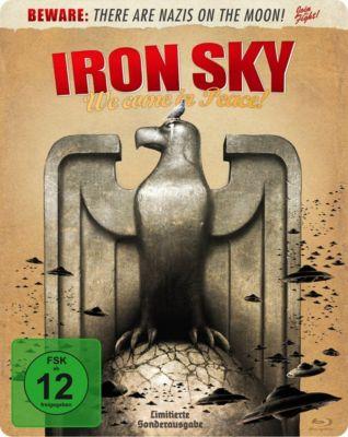 Iron Sky - Steelbook, Johanna Sinisalo, Jarmo Puskala, Michael Kalesniko