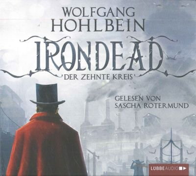 Irondead, 6 Audio-CDs, Wolfgang Hohlbein