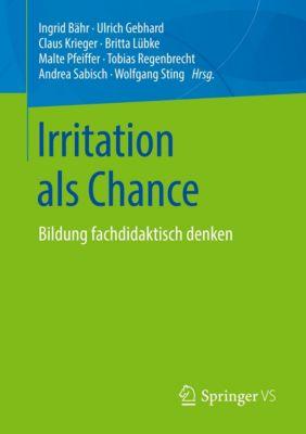 Irritation als Chance -  pdf epub