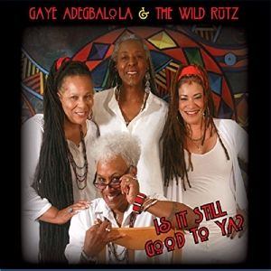 Is It Still Good To Ya?, Gaye & The Wild Rutz Adegbalola