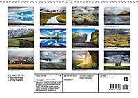 ISLAND 2019 - Faszinierende Landschaften (Wandkalender 2019 DIN A3 quer) - Produktdetailbild 13