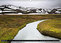 ISLAND 2019 - Faszinierende Landschaften (Wandkalender 2019 DIN A3 quer) - Produktdetailbild 2