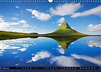 ISLAND 2019 - Faszinierende Landschaften (Wandkalender 2019 DIN A3 quer) - Produktdetailbild 6