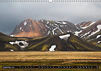 ISLAND 2019 - Faszinierende Landschaften (Wandkalender 2019 DIN A3 quer) - Produktdetailbild 9