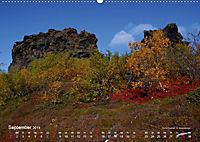 Island 2019 - Land im Werden (Wandkalender 2019 DIN A2 quer) - Produktdetailbild 9