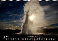 Island 2019 - Land im Werden (Wandkalender 2019 DIN A2 quer) - Produktdetailbild 8