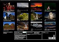 Island 2019 - Land im Werden (Wandkalender 2019 DIN A2 quer) - Produktdetailbild 13