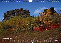 Island 2019 - Land im Werden (Wandkalender 2019 DIN A4 quer) - Produktdetailbild 9