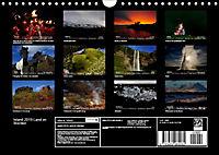 Island 2019 - Land im Werden (Wandkalender 2019 DIN A4 quer) - Produktdetailbild 13