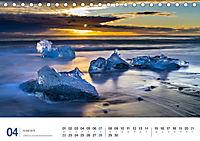 Island 66°N faszinierend, emotional, atemberaubend (Tischkalender 2019 DIN A5 quer) - Produktdetailbild 4