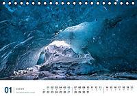 Island 66°N faszinierend, emotional, atemberaubend (Tischkalender 2019 DIN A5 quer) - Produktdetailbild 1