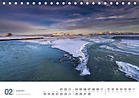Island 66°N faszinierend, emotional, atemberaubend (Tischkalender 2019 DIN A5 quer) - Produktdetailbild 2