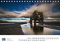 Island 66°N faszinierend, emotional, atemberaubend (Tischkalender 2019 DIN A5 quer) - Produktdetailbild 6