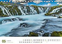 Island 66°N faszinierend, emotional, atemberaubend (Tischkalender 2019 DIN A5 quer) - Produktdetailbild 5