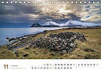 Island 66°N faszinierend, emotional, atemberaubend (Tischkalender 2019 DIN A5 quer) - Produktdetailbild 11