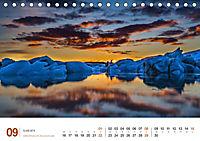 Island 66°N faszinierend, emotional, atemberaubend (Tischkalender 2019 DIN A5 quer) - Produktdetailbild 9