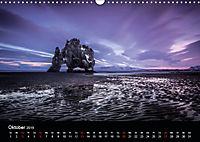 Island - Ein Wintertraum (Wandkalender 2019 DIN A3 quer) - Produktdetailbild 10