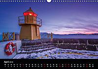 Island - Ein Wintertraum (Wandkalender 2019 DIN A3 quer) - Produktdetailbild 4