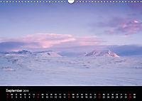 Island - Ein Wintertraum (Wandkalender 2019 DIN A3 quer) - Produktdetailbild 9