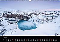 Island - Ein Wintertraum (Wandkalender 2019 DIN A3 quer) - Produktdetailbild 7