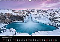Island - Ein Wintertraum (Wandkalender 2019 DIN A3 quer) - Produktdetailbild 12