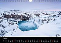 Island - Ein Wintertraum (Wandkalender 2019 DIN A4 quer) - Produktdetailbild 7