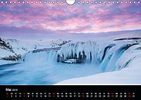 Island - Ein Wintertraum (Wandkalender 2019 DIN A4 quer) - Produktdetailbild 5
