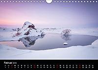 Island - Ein Wintertraum (Wandkalender 2019 DIN A4 quer) - Produktdetailbild 2