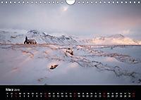 Island - Ein Wintertraum (Wandkalender 2019 DIN A4 quer) - Produktdetailbild 3
