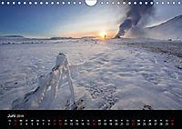 Island - Ein Wintertraum (Wandkalender 2019 DIN A4 quer) - Produktdetailbild 6