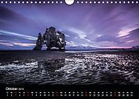Island - Ein Wintertraum (Wandkalender 2019 DIN A4 quer) - Produktdetailbild 10