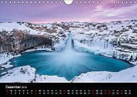 Island - Ein Wintertraum (Wandkalender 2019 DIN A4 quer) - Produktdetailbild 12