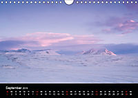 Island - Ein Wintertraum (Wandkalender 2019 DIN A4 quer) - Produktdetailbild 9
