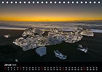Island - Gletscherlagune Jökulsárlón (Tischkalender 2019 DIN A5 quer) - Produktdetailbild 1