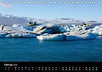 Island - Gletscherlagune Jökulsárlón (Tischkalender 2019 DIN A5 quer) - Produktdetailbild 2